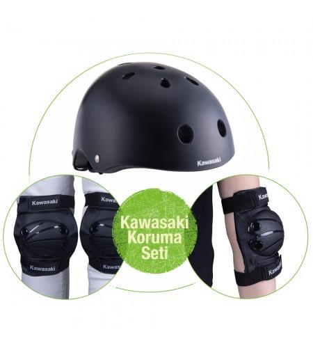 Kawasaki Tam Koruma Güvenlik Seti